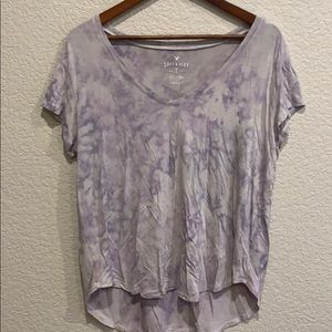 AE Soft and Sexy v-neck tee